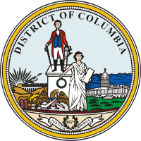 District of Columbia State Seal