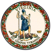 State Seal of the Virgina